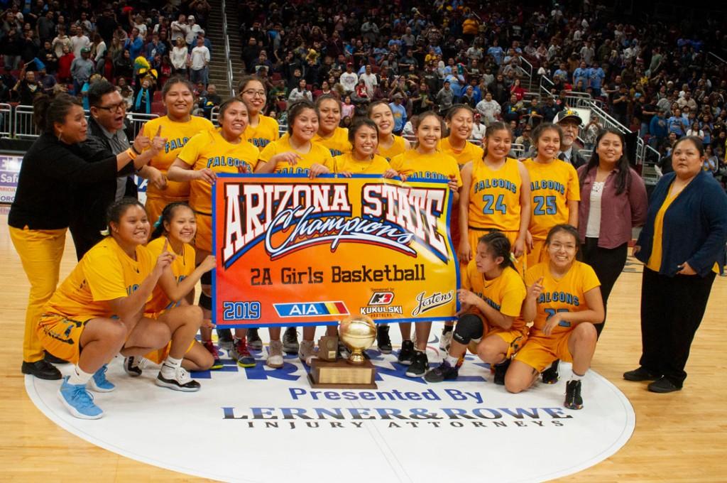 Silver Belt | Alchesay takes girls' 2A Basketball Championship